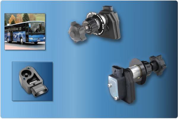 Kongsberg Throttle Control : Throttle controls